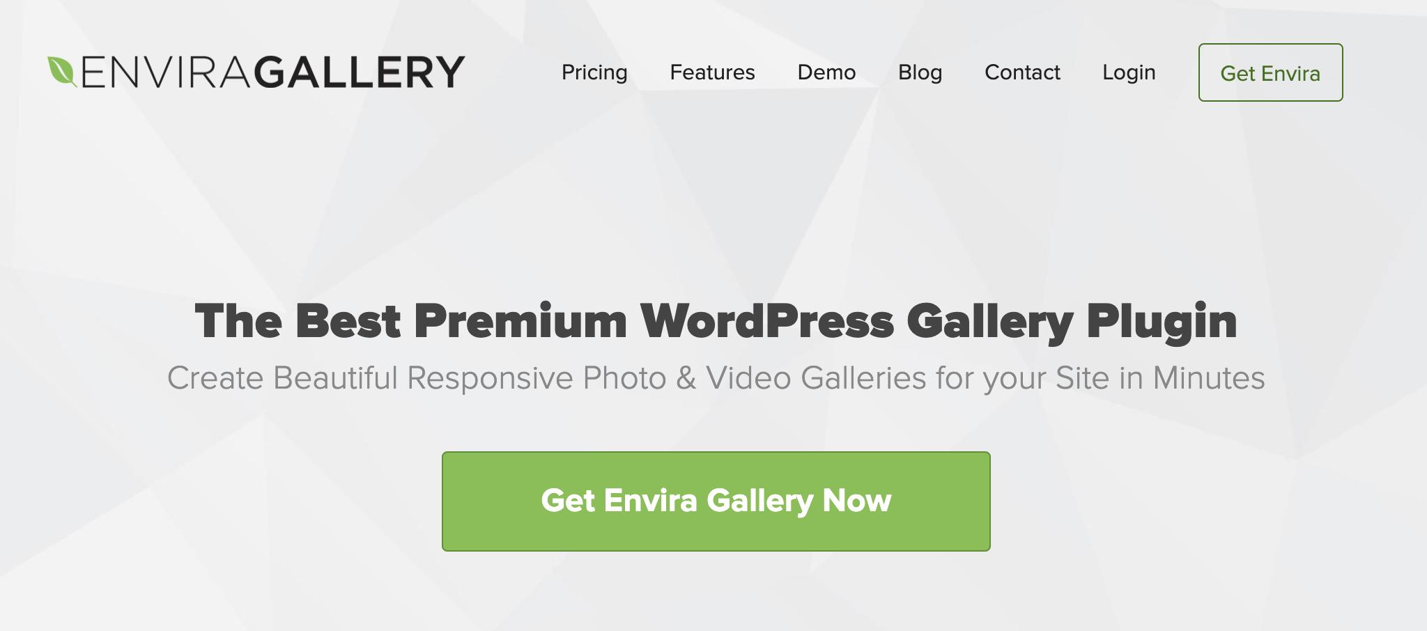 Envira Gallery WordPress Plugin