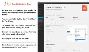 Profile Builder Description
