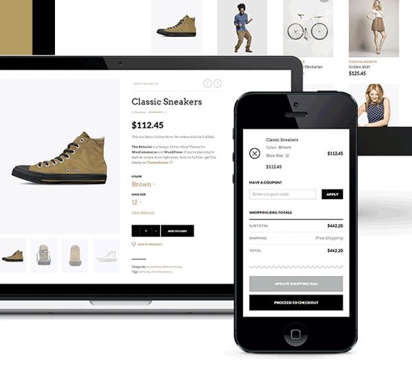 The Retailer Responsive Design