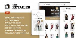 The Retailer WordPress Theme Review