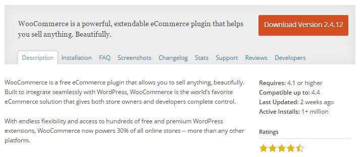 Freemium Plugins WooCommerce