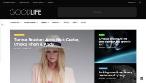 GoodLife WordPress Theme Review