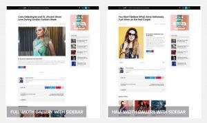 GoodLife WordPress Theme Review Galleries