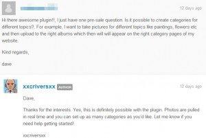 Instagram Journal Author Response