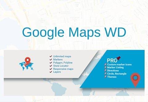 Google Maps WD 3