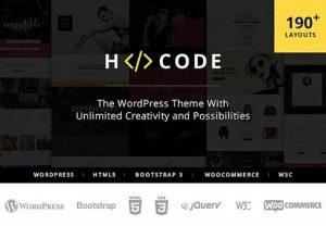 H Code Theme