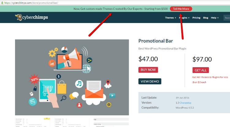 cyberchimps-promotional-bar-plugin