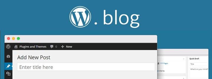 .blog domains