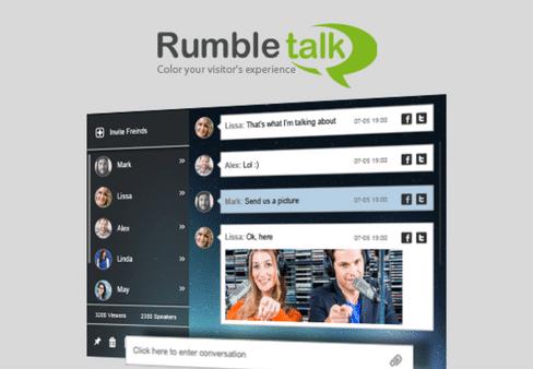 rumbletalk