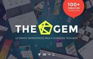 The Gem Review 3D Banner