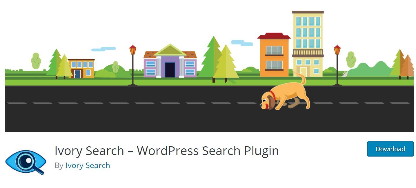 Ivory Search - WordPress Search Plugin