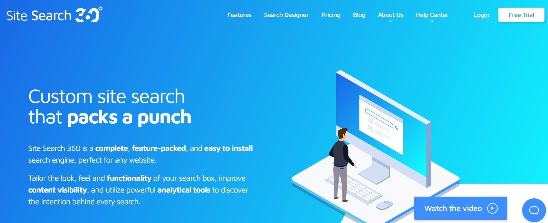 SiteSearch 360 - WordPress Search Plugin