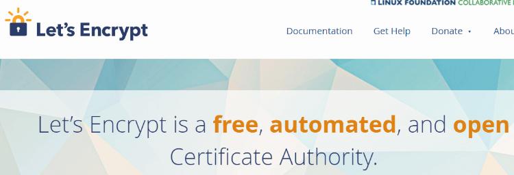 free-ssl-4-lets-encrypt