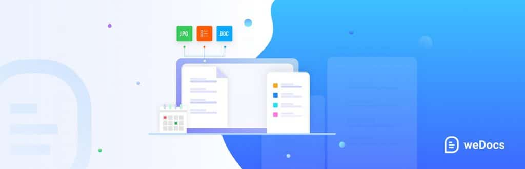 WeDocs WordPress Knowledge Base plugin