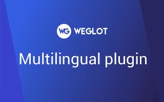 weglot Make your website multilingual