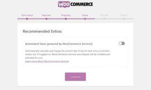WooCommerce tax calculations