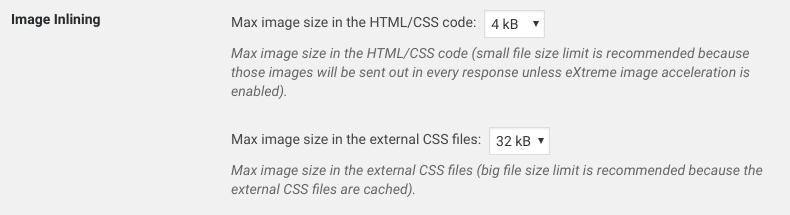 image inlining css