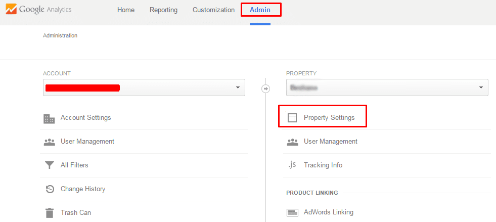 google analytics ssl multisite