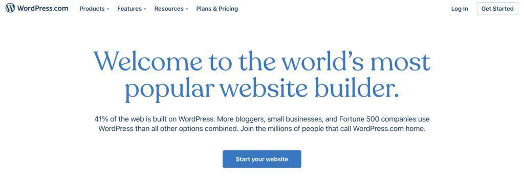 WordPress vs Drupal - WordPress