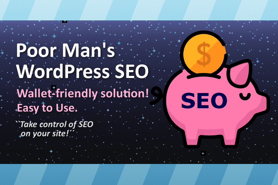 Poor Man's WordPress SEO