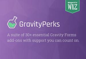 Gravityperks for Gravity Forms