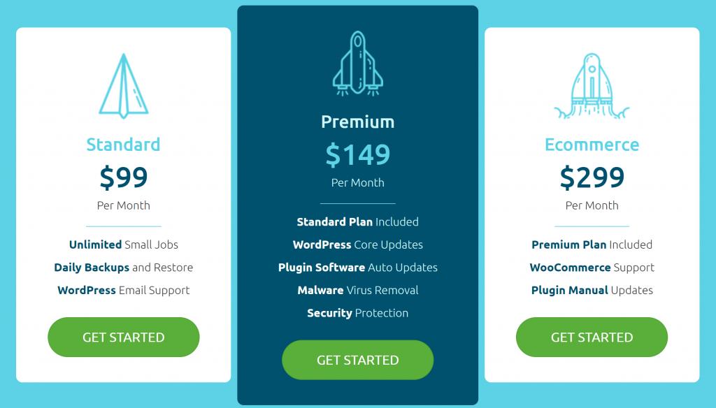 AccessWP pricing