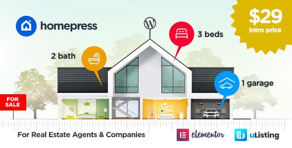 HomePress Quick Overview
