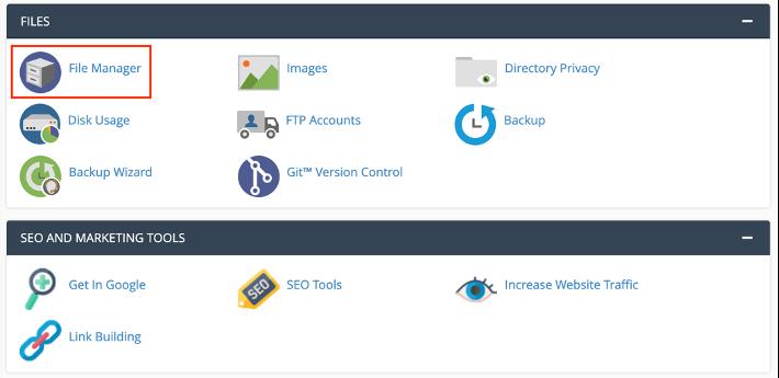 how to backup WooCommerce database manually