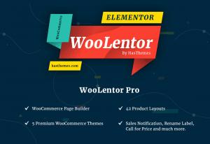 WooCommerce Page Builder & Elementor Addon - WooLentor