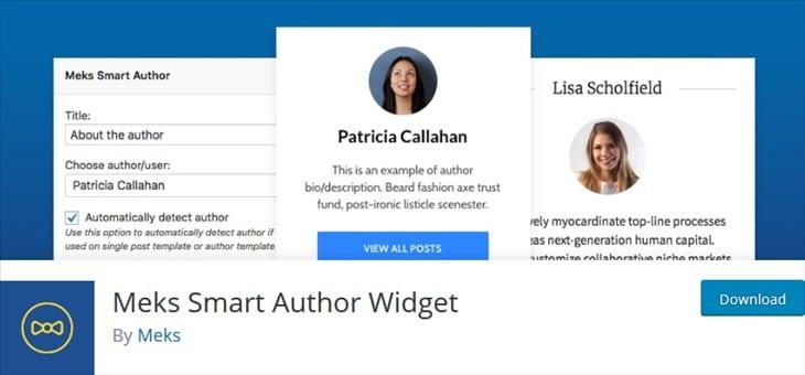 Meks Smart Author Widget