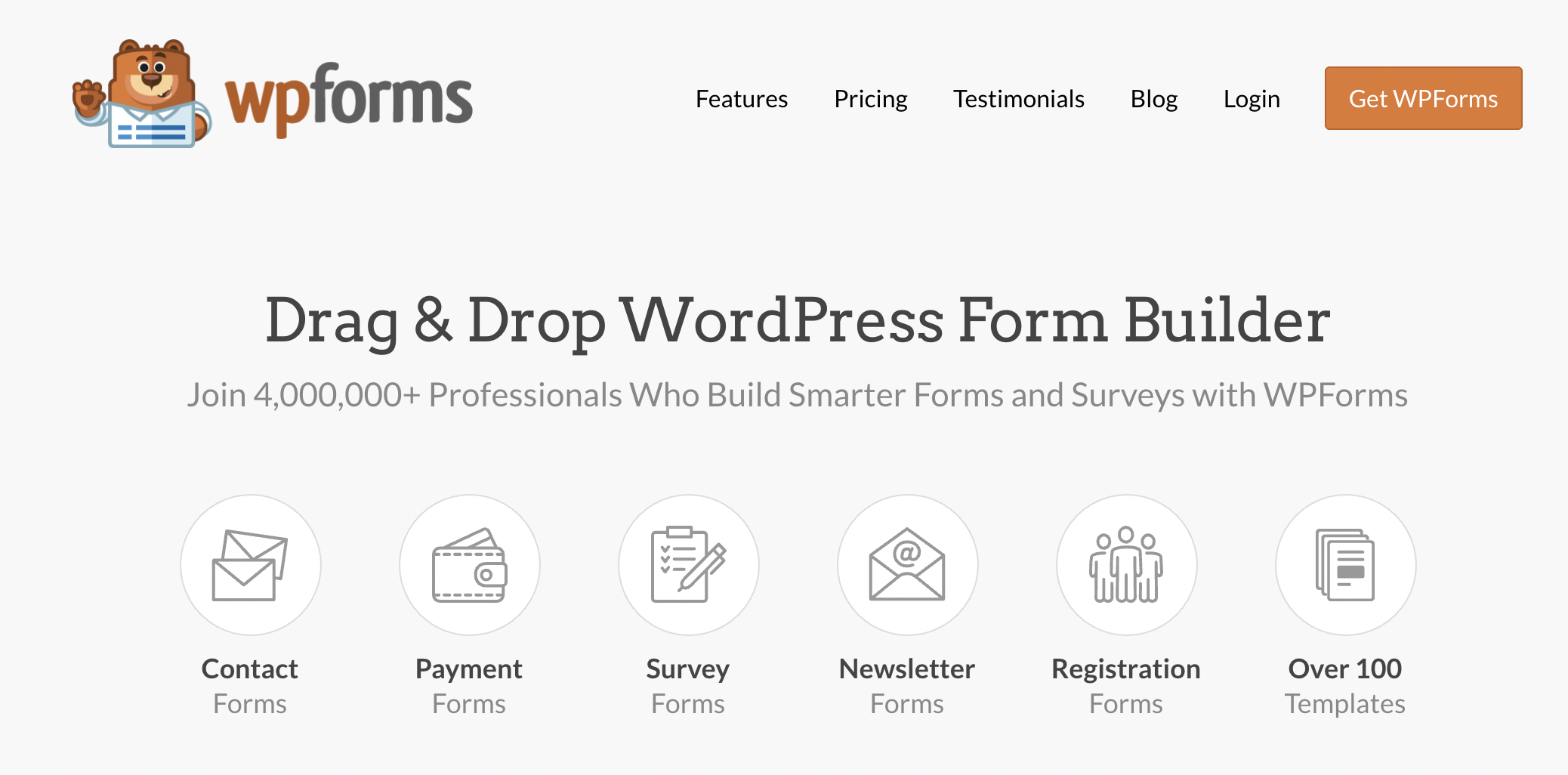 WPForms - WordPress poll plugin