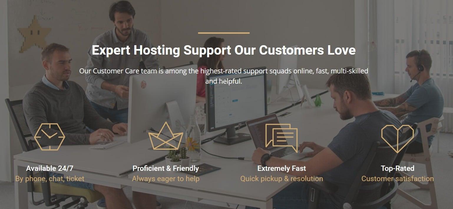 WooCommerce Hosting SiteGround