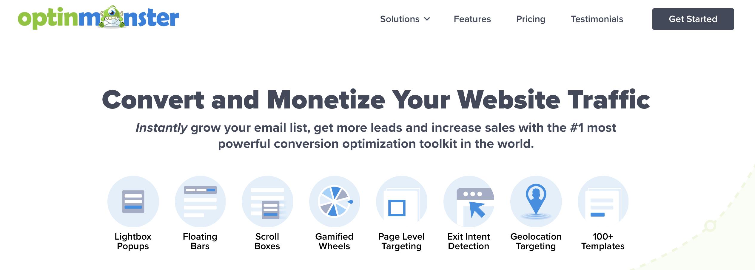 OptinMonster WooCommerce plugins