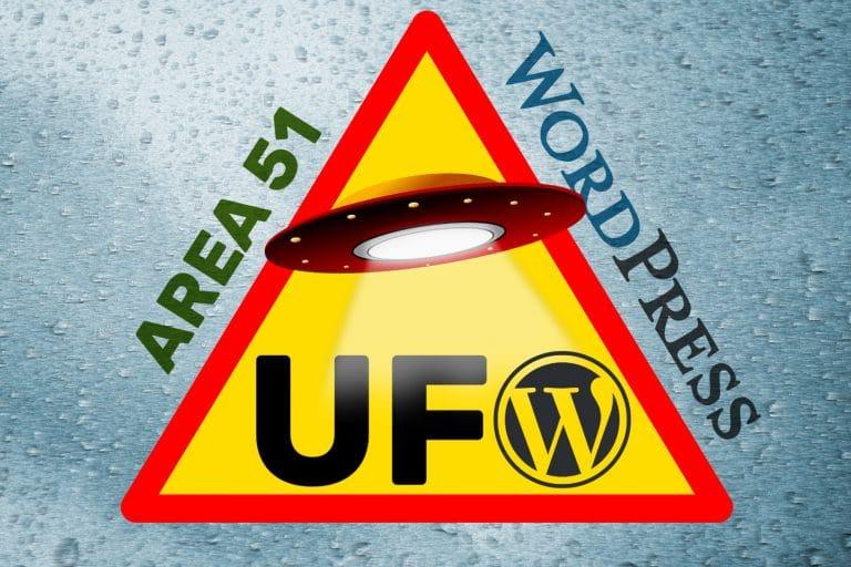 UFO WordPress Plugin
