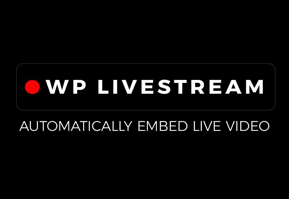 WP Livestream