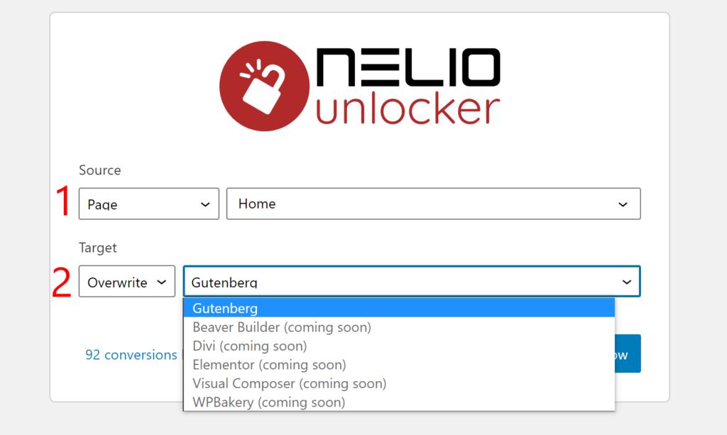 Nelio Unlocker review of tool