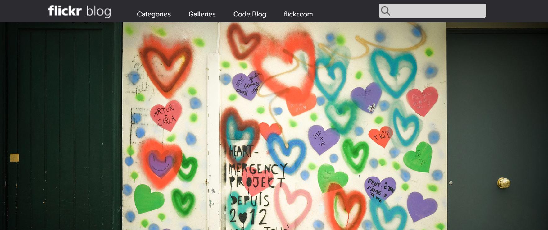 Flickr Blog