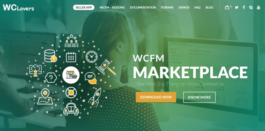 WCFM Marketplace - Multi-Vendor Plugins for WooCommerce
