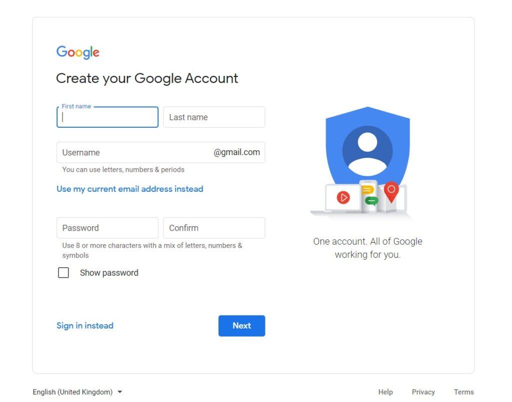 Setup Google Search Console & Google Analytics