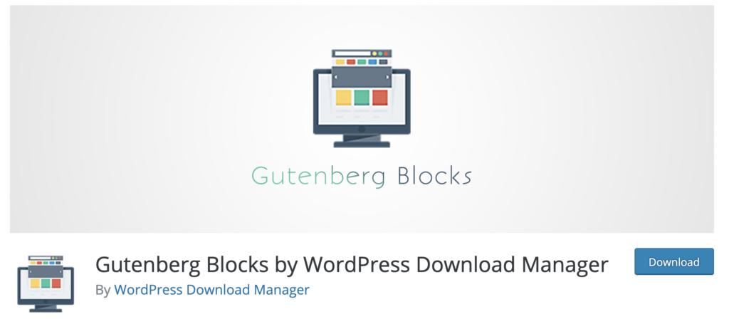 Gutenberg Blocks - WordPress Tab Plugin