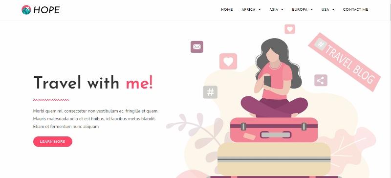 OceanWP - simple clean WordPress theme