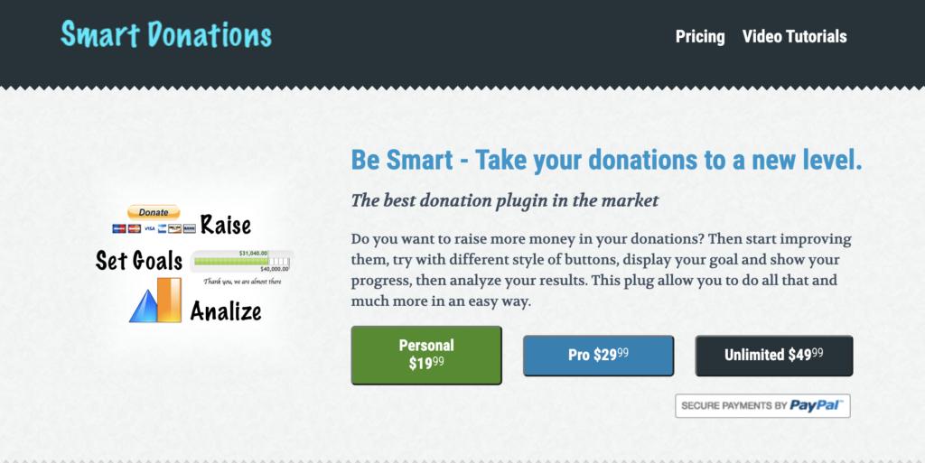 Smart Donation