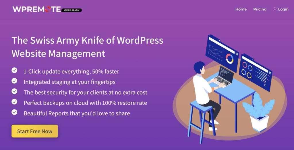 WP Remote Multisite WordPress plugin