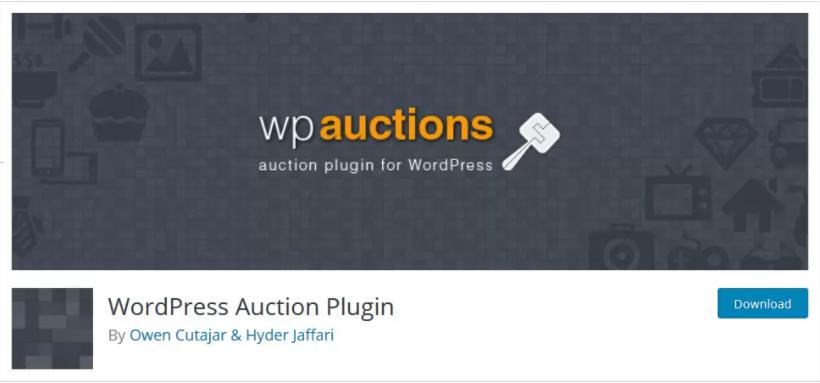 wp auction