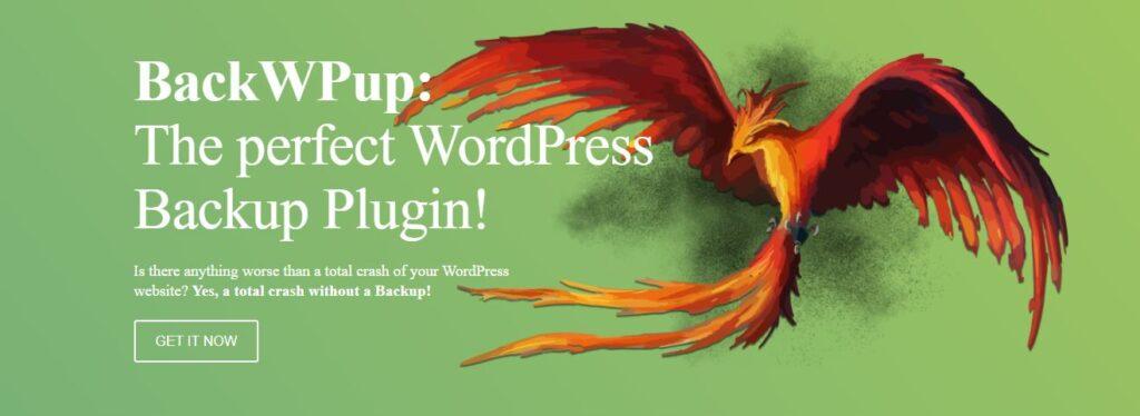 BackWPup Premium WordPress Plugin