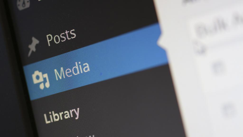 Common WordPress errors - Media button