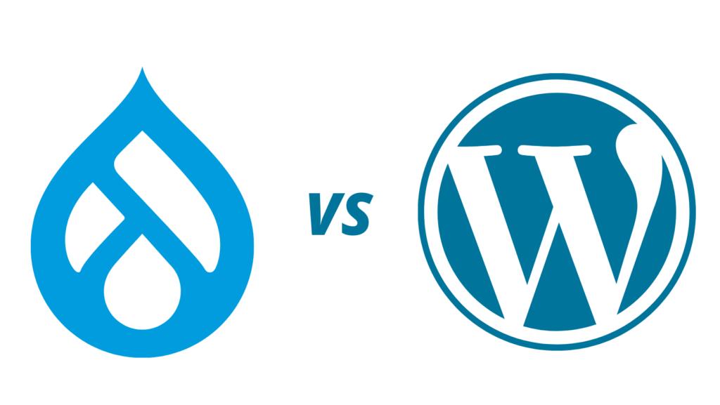 Drupal vs WordPress - Comparison