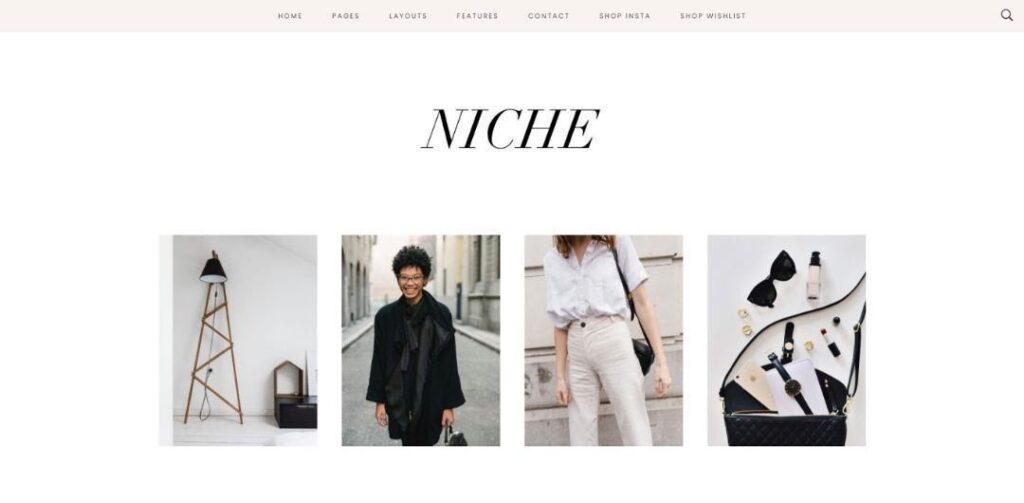 Niche Advance Ecommerce Store