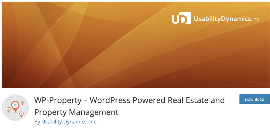 WP-Property wordpress real estate plugin