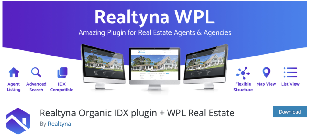 Realtyna WPL wordpress real estate plugin